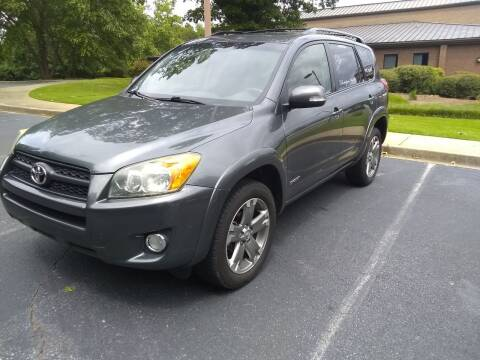 2011 Toyota RAV4 for sale at Wheels To Go Auto Sales in Greenville SC