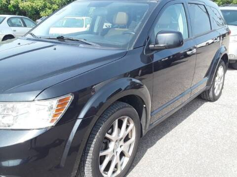 "2012 Dodge Journey for sale at Midwestern Auto Sales ""The Used Car Center"" in Middletown OH"