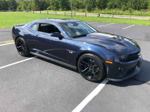 2015 Chevrolet Camaro for sale at Superior Wholesalers Inc. in Fredericksburg VA