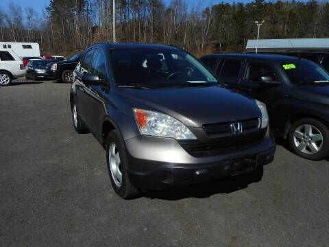 2009 Honda CR-V for sale at Automotive Toy Store LLC in Mount Carmel PA