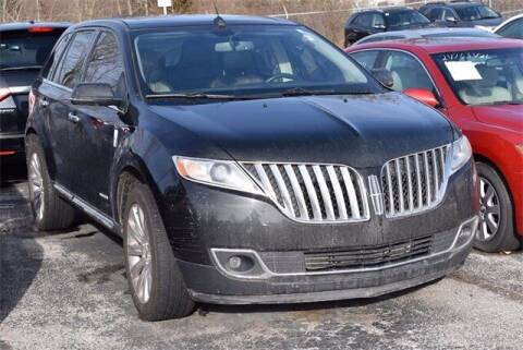 2012 Lincoln MKX for sale at BOB ROHRMAN FORT WAYNE TOYOTA in Fort Wayne IN