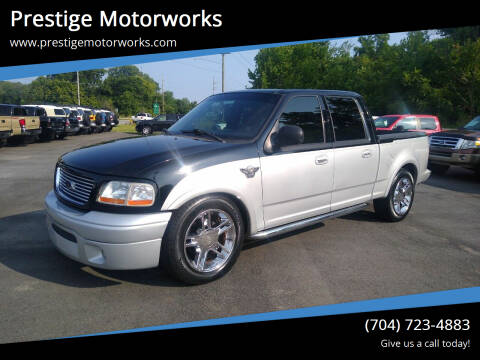 2003 Ford F-150 for sale at Prestige Motorworks in Concord NC