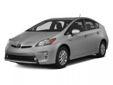 2014 Toyota Prius Plug-in Hybrid for sale at Karplus Warehouse in Pacoima CA