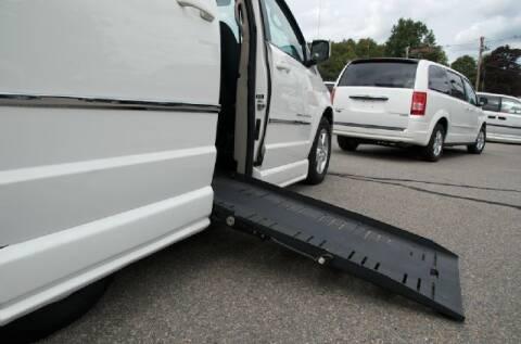 2010 Dodge Grand Caravan for sale at LaBelle Sales & Service in Bridgewater MA