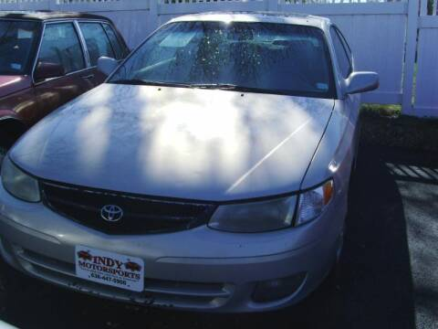 1999 Toyota Camry Solara for sale at Indy Motorsports in Saint Charles MO
