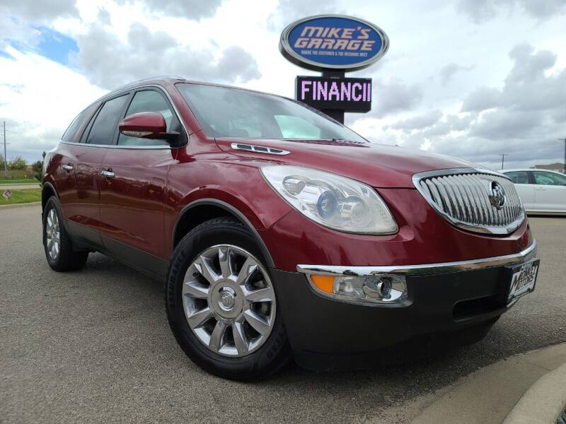 2011 Buick Enclave for sale at Monkey Motors in Faribault MN