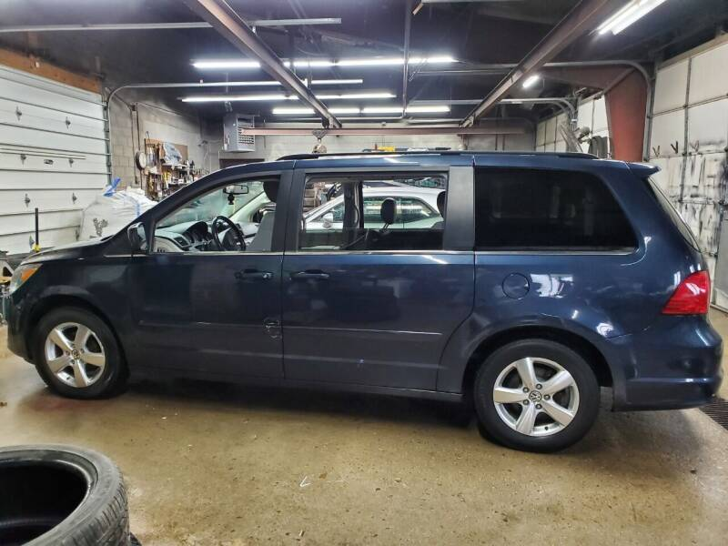 2009 Volkswagen Routan SEL