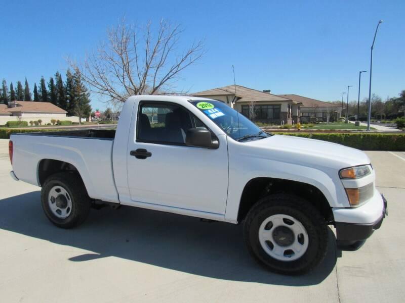 2012 Chevrolet Colorado for sale at 2Win Auto Sales Inc in Oakdale CA