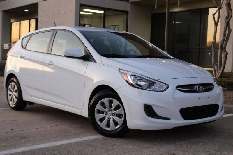 2017 Hyundai Accent for sale at DFW Universal Auto in Dallas TX