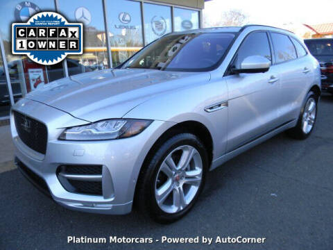 2017 Jaguar F-PACE for sale at Platinum Motorcars in Warrenton VA