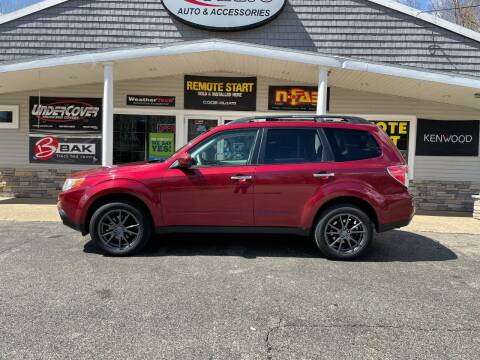 2010 Subaru Forester for sale at Stans Auto Sales in Wayland MI