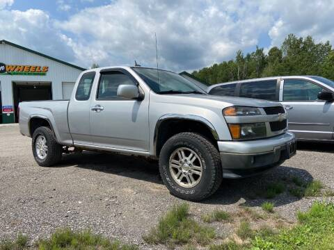 2011 Chevrolet Colorado for sale at Deals On Wheels Autos and RVs in Standish MI
