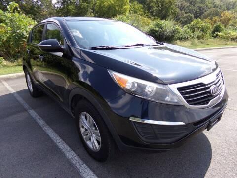 2011 Kia Sportage for sale at J & D Auto Sales in Dalton GA