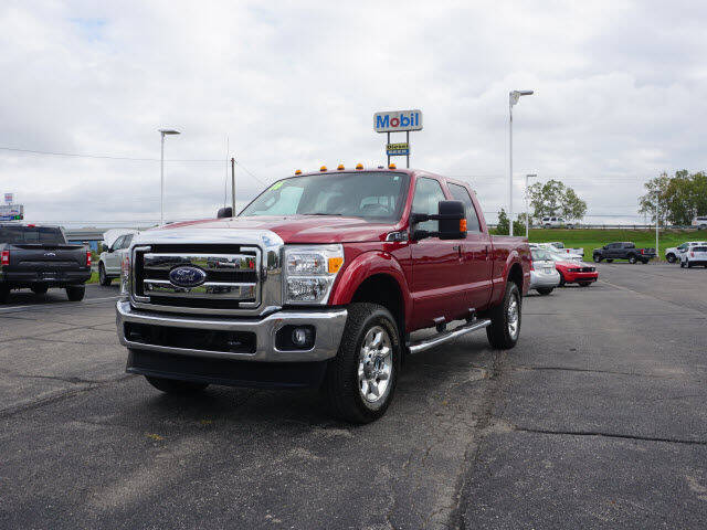 2016 Ford F-350 Super Duty for sale at FOWLERVILLE FORD in Fowlerville MI