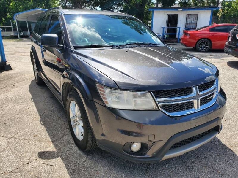 2015 Dodge Journey for sale at Tony's Auto Plex in San Antonio TX