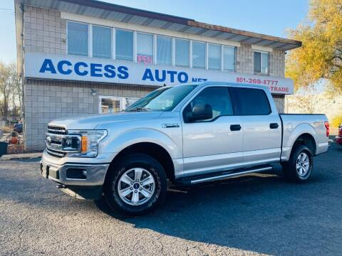 2019 Ford F-150 for sale at Access Auto in Salt Lake City UT