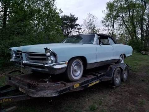 1965 Pontiac Bonneville for sale at Classic Car Deals in Cadillac MI