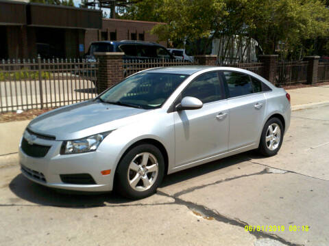 2014 Chevrolet Cruze for sale at Fred Elias Auto Sales in Center Line MI