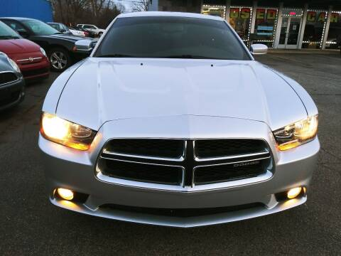 2012 Dodge Charger for sale at Daniel Auto Sales inc in Clinton Township MI