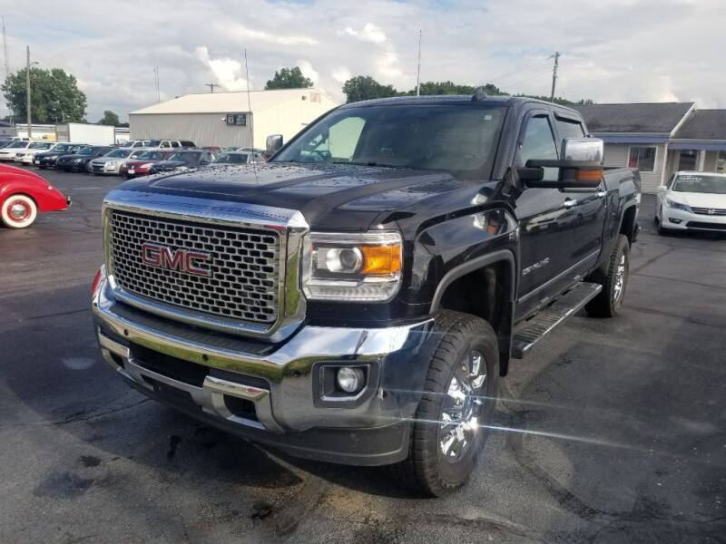 2016 GMC Sierra 2500HD for sale at Larry Schaaf Auto Sales in Saint Marys OH