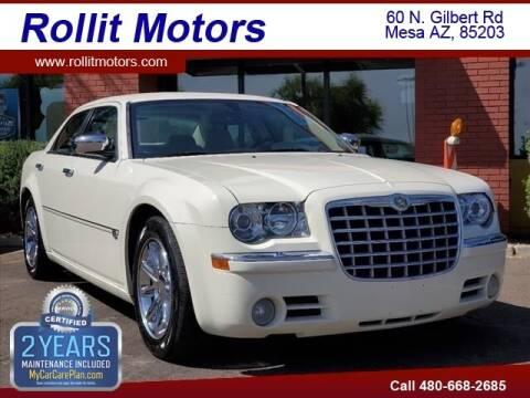 2006 Chrysler 300 for sale at Rollit Motors in Mesa AZ