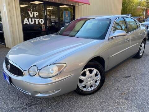 2007 Buick LaCrosse for sale at VP Auto in Greenville SC