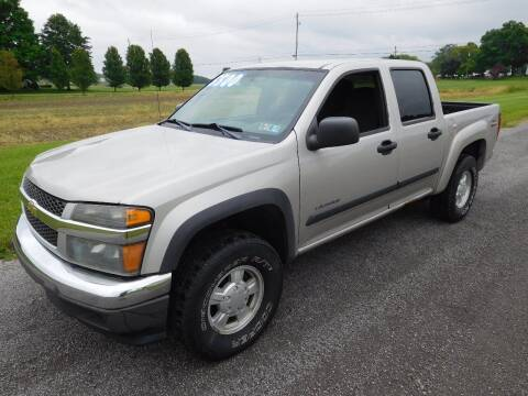 2005 Chevrolet Colorado for sale at WESTERN RESERVE AUTO SALES in Beloit OH