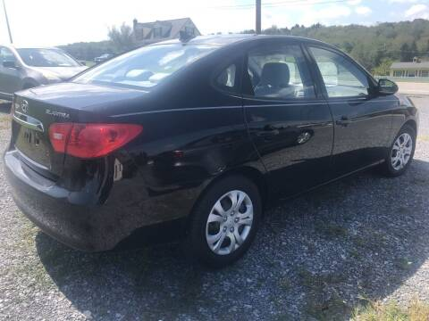 2010 Hyundai Elantra for sale at CESSNA MOTORS INC in Bedford PA