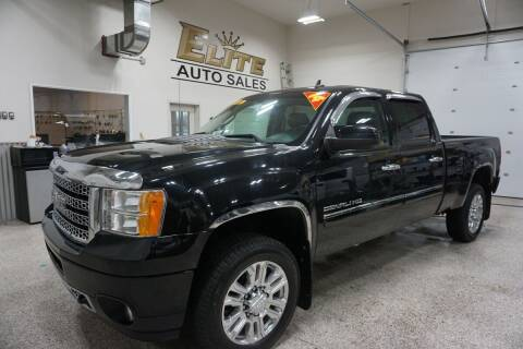2014 GMC Sierra 2500HD for sale at Elite Auto Sales in Ammon ID