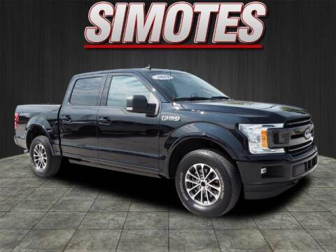 2019 Ford F-150 for sale at SIMOTES MOTORS in Minooka IL