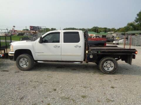 2007 Chevrolet Silverado 2500HD for sale at Rod's Auto Sales in Houston MO