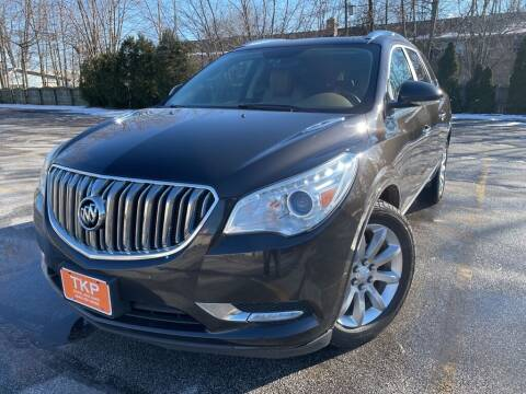 2013 Buick Enclave for sale at TKP Auto Sales in Eastlake OH