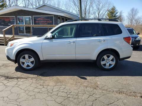 2010 Subaru Forester for sale at Drive Motor Sales in Ionia MI