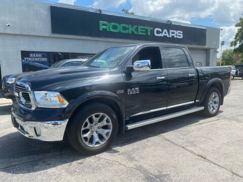2016 RAM Ram Pickup 1500 for sale at Rocket Cars Auto Sales LLC in Des Moines IA