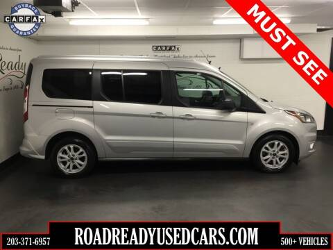 2019 Ford Transit Connect Wagon for sale at Road Ready Used Cars in Ansonia CT