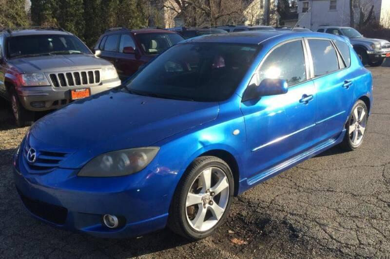 2006 Mazda MAZDA3 for sale at Knowlton Motors, Inc. in Freeport IL
