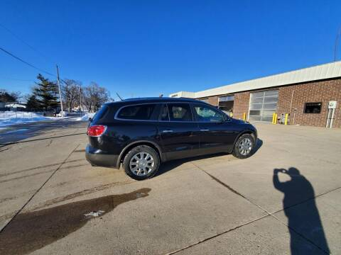 2011 Buick Enclave for sale at RIVERSIDE AUTO SALES in Sioux City IA