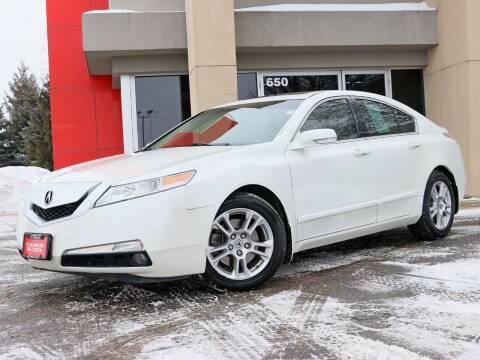 2010 Acura TL for sale at Schaumburg Pre Driven in Schaumburg IL