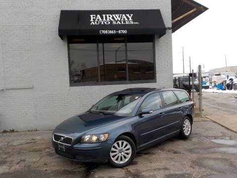2005 Volvo V50 for sale at FAIRWAY AUTO SALES, INC. in Melrose Park IL