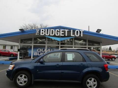 2009 Pontiac Torrent for sale at THE BUDGET LOT in Detroit MI