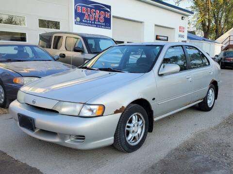 1999 Nissan Sentra for sale at Ericson Auto in Ankeny IA