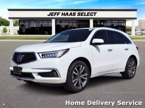 2019 Acura MDX for sale at JEFF HAAS MAZDA in Houston TX