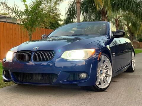 2011 BMW 3 Series for sale at HIGH PERFORMANCE MOTORS in Hollywood FL