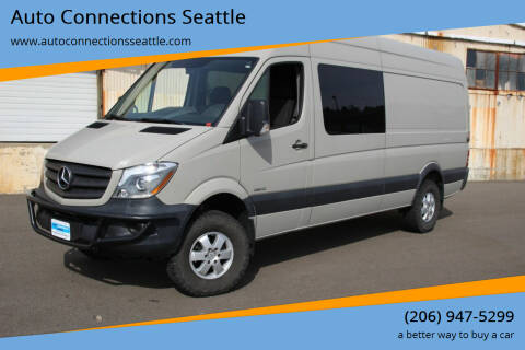 2016 Mercedes-Benz Sprinter Crew for sale at Auto Connections Seattle in Seattle WA
