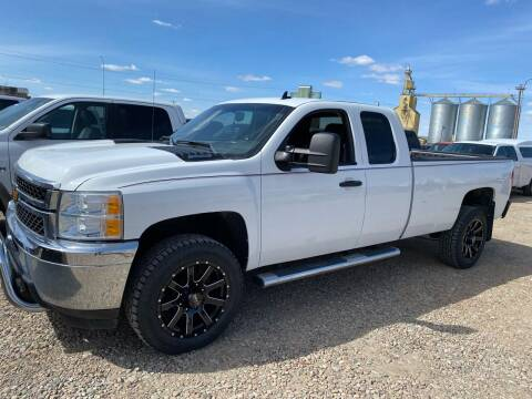 2013 Chevrolet Silverado 2500HD for sale at Truck Buyers in Magrath AB
