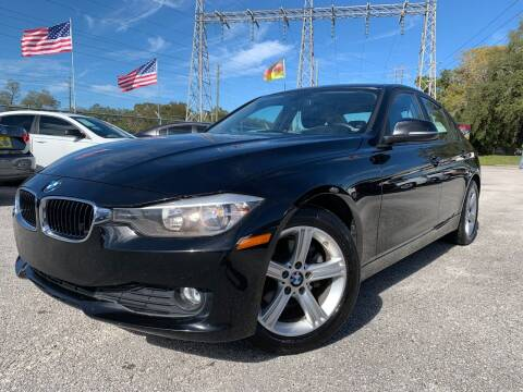 2014 BMW 3 Series for sale at Das Autohaus Quality Used Cars in Clearwater FL