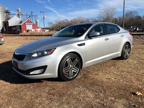 2012 Kia Optima for sale at WINDOM AUTO OUTLET LLC in Windom MN