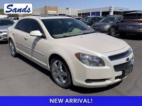 2011 Chevrolet Malibu for sale at Sands Chevrolet in Surprise AZ