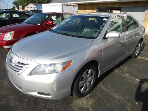 2007 Toyota Camry for sale at Cycle M in Machesney Park IL