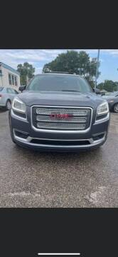 2014 GMC Acadia for sale at R&R Car Company in Mount Clemens MI